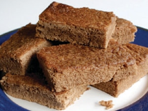 Eiwitarme brownies - brownies au vitabiwi - eiwitarme brownies - brownies hypoprotidiques