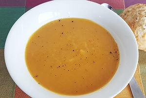 low protein soup