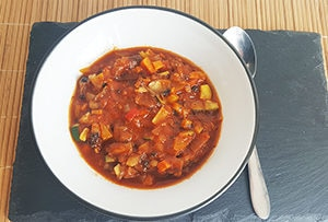 low protein stew