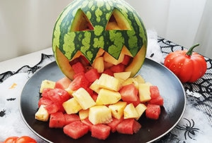 low protein halloween recipe