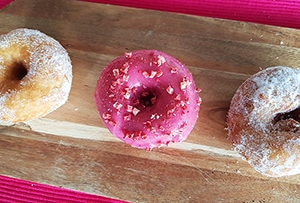 low protein doughtnuts