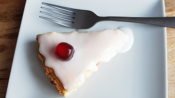 low protein bakewell tart